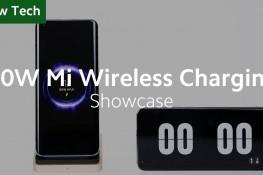 Xiaomi'nin 80W Kablosuz Şarj Teknolojisi Tanıtımını İzleyin
