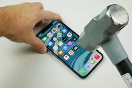 iPhone 12 Pro Çekiç ve Bıçak Testi