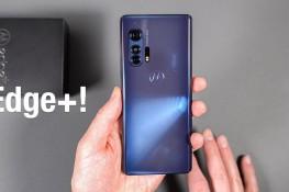 Motorola Edge+ Kutu Açılış ve İlk Bakış