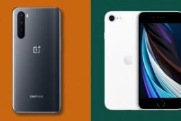 OnePlus Nord ve iPhone SE 2020 Karşılaştırması