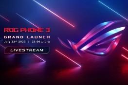 ASUS ROG Phone 3 Tanıtım Etkinliğini Buradan İzleyin