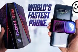 Asus ROG Phone 3 Kutu Açılışı ve İlk Bakış
