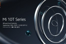 Xiaomi Mi 10T Serisi Tanıtım Etkinliğini İzleyin