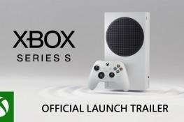 Xbox Series S Tanıtım Fragmanı