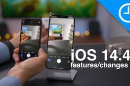 iOS 14.4 ile Gelen Yeni Özellikler