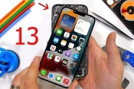 iPhone 13 Pro Max Parçalarına Ayrıldı