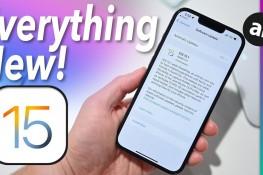 iOS 15.1 ile Gelen Yenilikler