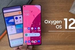 OxygenOS 12 Beta ile Gelen Yenilikler