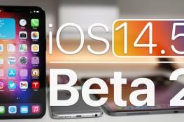 iOS 14.5 Beta 2 ile Gelen Yeni Özellikler