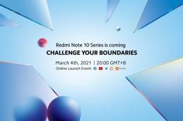 Redmi Note 10 Serisi Tanıtımını Buradan İzleyin