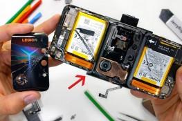 Lenovo Legion Phone Duel 2 Parçalarına Ayrıldı