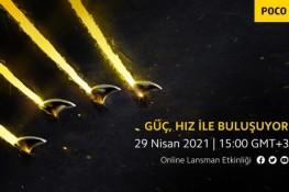Poco X3 Pro ve Poco F3 Türkiye'de Tanıtılıyor