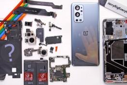 OnePlus 9 Pro Parçalarına Ayrıldı