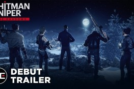 Hitman Sniper: The Shadows Fragmanı Yayınlandı