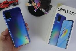 Oppo A54 Kutu Açılışı ve Kamera Testi