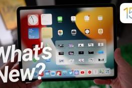 iPadOS 15 ile Gelen Yenilikler