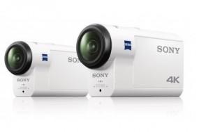 Sony, iki yeni aksiyon kamerasını duyurdu