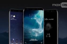 Listelenen çift SIM Galaxy S9 ve S9 + modelleri, çift VoLTE Desteği ile Gelebilir