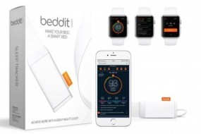 Apple uyku takibi analizi yapan Beddit'i satın aldı