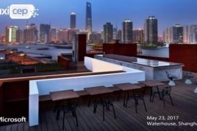 Microsoft'un 23 Mayıs'taki Shangay MicrosoftEvent Etkinliğinde Yeni Cihazlar Tanıtılabilir