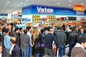Vatan Bilgisayar Antalya Kepez Şubesi Açılışta Çok Büyük İndirim Yapacak