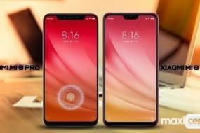 Xiaomi Mi 8 Pro ve Mi 8 Lite Android 9 Pie Güncellemesini Almaya Başladı