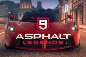 Asphalt 9: Legends, iOS ve Android'de artık indirilebilir