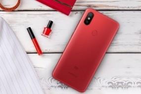 Xiaomi Mi A2 Red Edition Bugün Satışa Çıkıyor