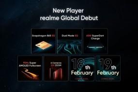 Realme X50 Pro, altı kamera ve 20X zoom ile geliyor