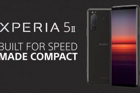 Sony Xperia 5 II resmi olarak duyuruldu