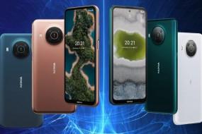 Nokia X10 ve X20 resmi olarak duyuruldu