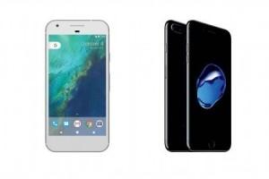 Google Pixel XL mi, yoksa iPhone 7 Plus mı daha hızlı?
