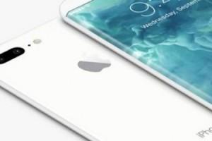 iPhone 8 tasarımı böyle mi olacak?