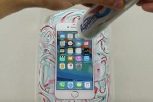 Apple'ın iPhone 7'si, diş macununa ne kadar dayandı?