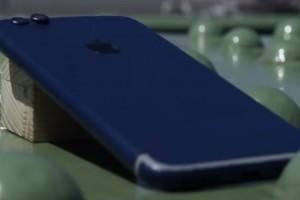 Sprey boya ile iPhone 7'i boyadılar