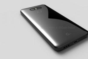 LG G6 Render Görselleri Fotoğraf Galerisi