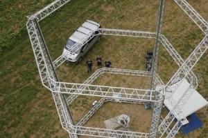 Dünyanın en büyük 3D yazıcısından görüntüler