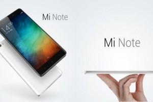 Xiaomi Mi Note 2 Canlı Görselleri