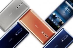 Android 8.0 Oreo Beta ile Nokia 8'den görüntüler