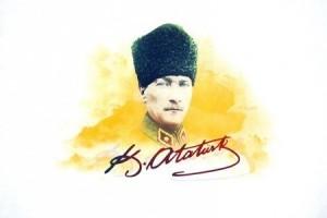 10 Kasım'a özel mobil Atatürk duvar kağıtları