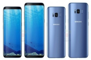 Samsung Galaxy S8 ve Galaxy S8+'ın Resmi Görselleri