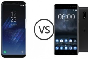 Galaxy S8 ile Nokia 6 hız testine girdi!