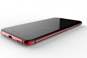 HTC'nin Amiral Gemisi U 11, Render Görselleri ile Karşınızda