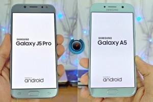 Galaxy J5 Pro 2017 mi Galaxy A5 2017 mi daha hızlı?