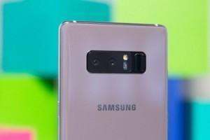 Samsung Galaxy Note 8'den ilk resmi görüntüler geldi