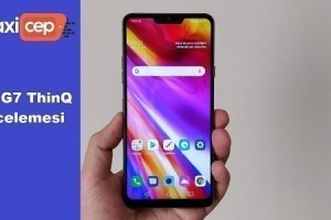LG G7 ThinQ İncelemesi