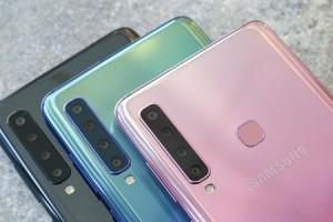 Dört Kameralı Samsung Galaxy A9 2018 İle Çekilmiş Fotoğraflar