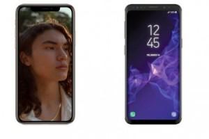 iPhone Xs ile Galaxy S9'dan hangisi daha hızlı?