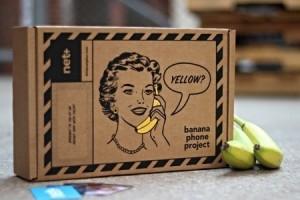 Banana Phone'yi parçalarına ayırdılar