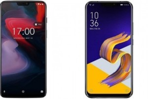 OnePlus 6 ile Asus Zenfone 5Z hız testinde karşı karşıya